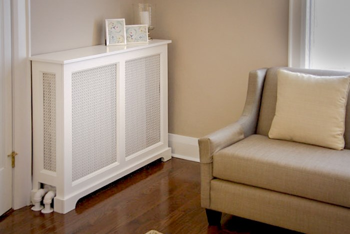 Radiator Covers shown in Brooklyn NY