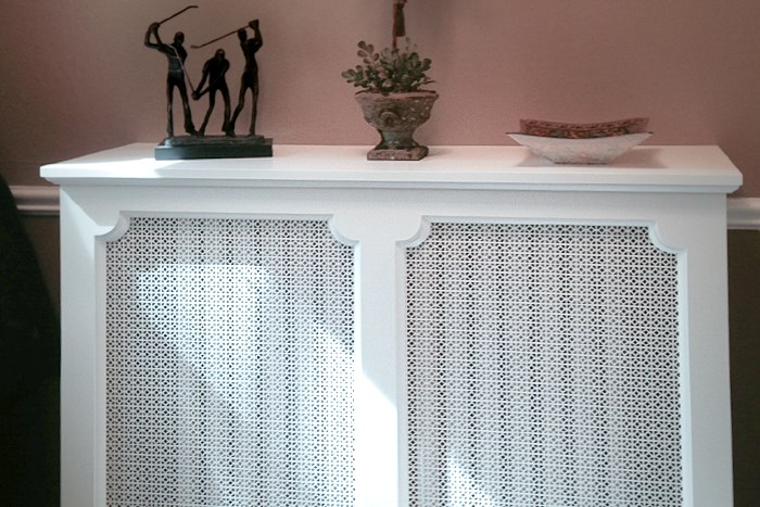 Radiator Covers shown in Chicago IL