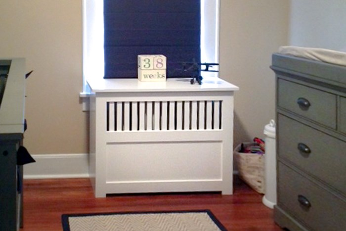 Custom Radiator Covers in Manhattan NY
