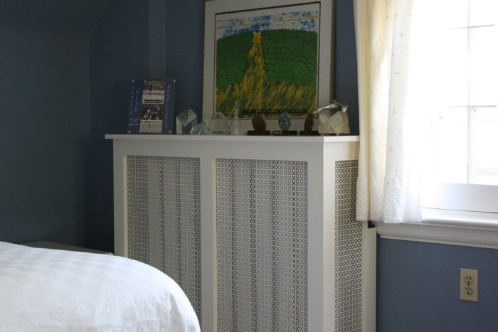 Radiator Covers for a home seen in Montclair NJ